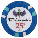 New Pharaoh's Club (Big Inlay)