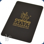 Copag™ Cut Card schwarz - Bridge Size