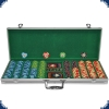 Paulson National Poker Series - Set 500 Chips (Aluminiumkoffer)