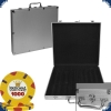 Paulson National Poker Series - Set 1000 Chips (aluminium case)