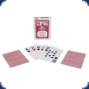 Copag Classic Poker Size - Red Single Deck (Jumbo Index)