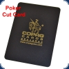 Copag� Cut Card black - Poker Size