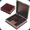 Mahogany Chipcase (for 100 Chips)