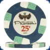 Paulson Pharaoh's Club Denom - 25ct Chip