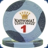 National Poker Series 1 Chip