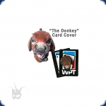 The Donkey Faces Card Protector