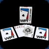WPT Poker Size Cards - White Back (Regular Index)