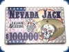 Nevada Jacks - $100000 (Plaque)