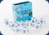 Rory's Story Cubes - actions (Set Blau mit 9 Würfeln)