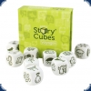 Rory's Story Cubes - voyages (green set 9 cubes)
